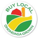 Onondaga Grown Logo